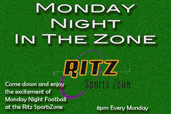 Monday Night in The Zone